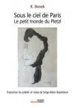 Sous le ciel de Paris - Le petit monde du Pletzl