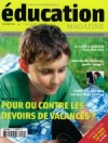 Couverture Education Magazine n°12